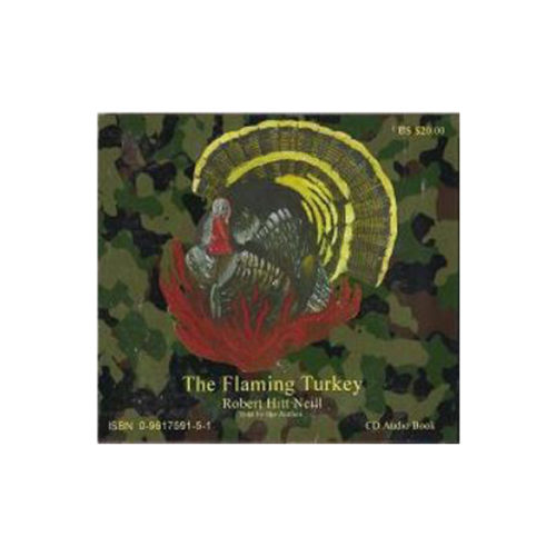 The Flaming Turkey Audio Book