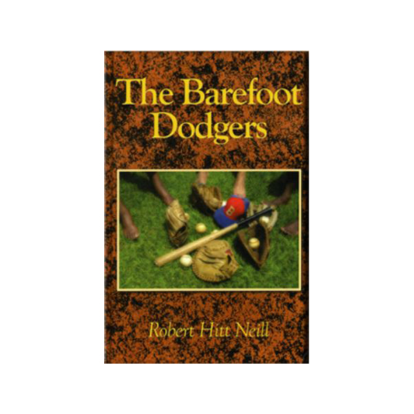 The Barefoot Dodgers - Book Cover