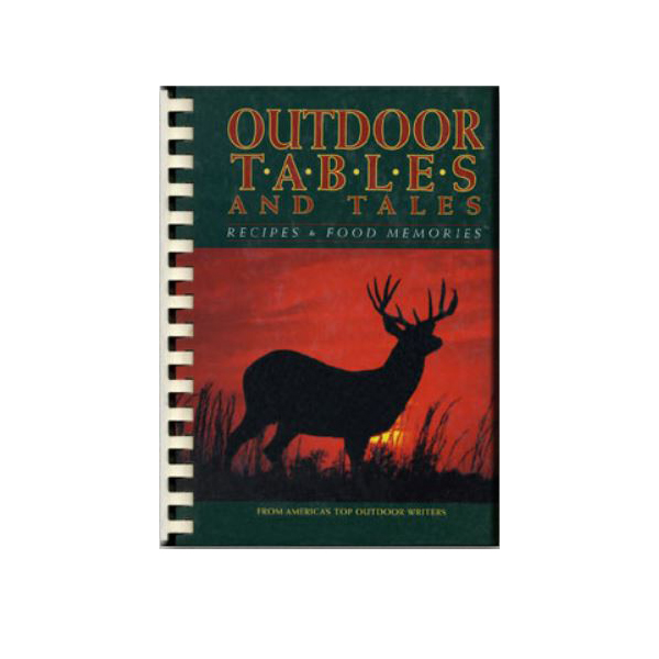 Outdoor Tables and Tales Book Cover