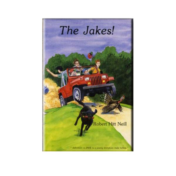 The Jakes - Book Cover