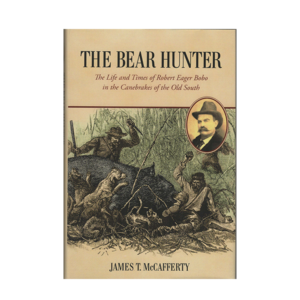 Book - The Bear Hunter - James T. McCafferty
